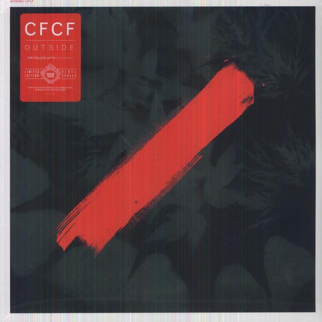 Cfcf OUTSIDE Vinyl Record