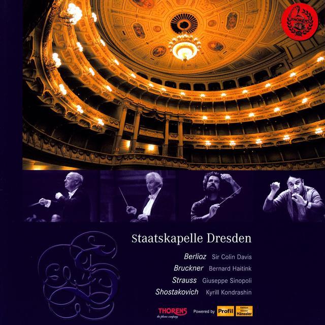 Bruckner / Berlioz / Strauss / Skd / Sinopoli