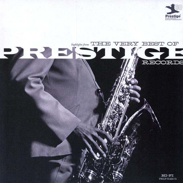 Very Best Of Prestige Records / Various