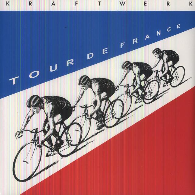 Kraftwerk TOUR DE FRANCE Vinyl Record
