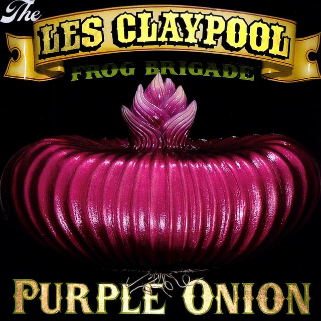 Les Claypool'S Duo De Twang merch