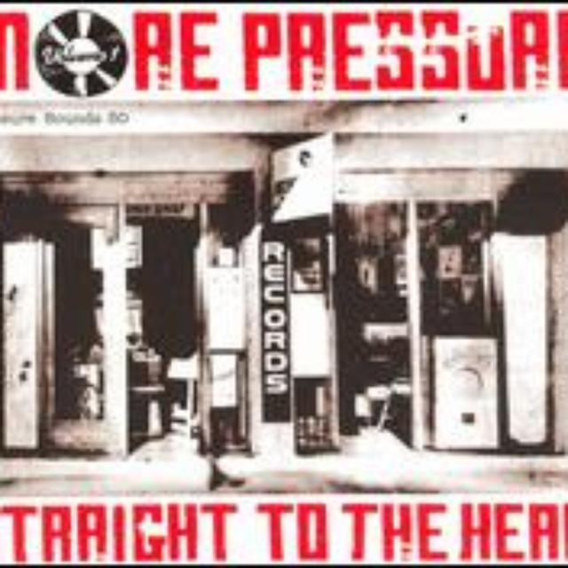 More Pressure 1: Straight To The Head / Various