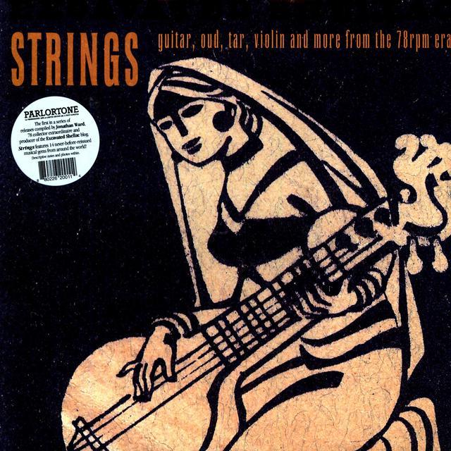 Excavated Shellac: Strings Guitar Oud Tar / Var