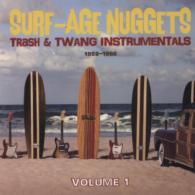 Surf Age Nuggets 1 / Various