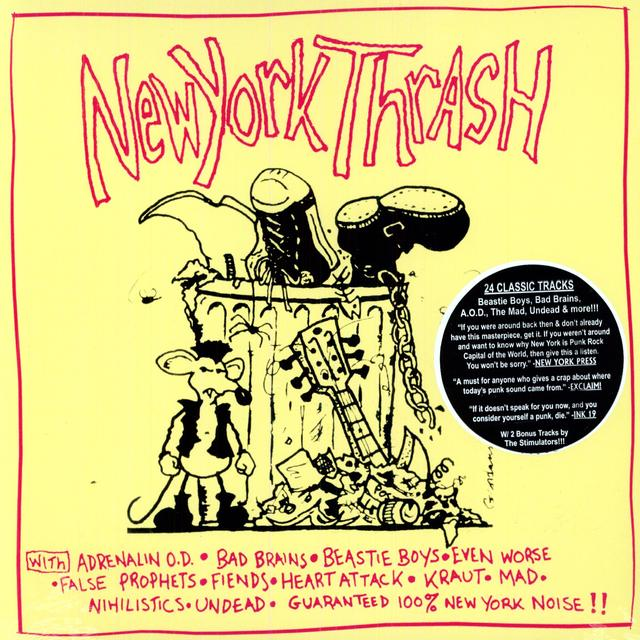 New York Thrash / Various