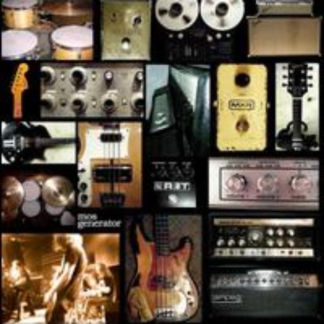 Mos Generator 10TH ANNIVERSARY EDITION Vinyl Record