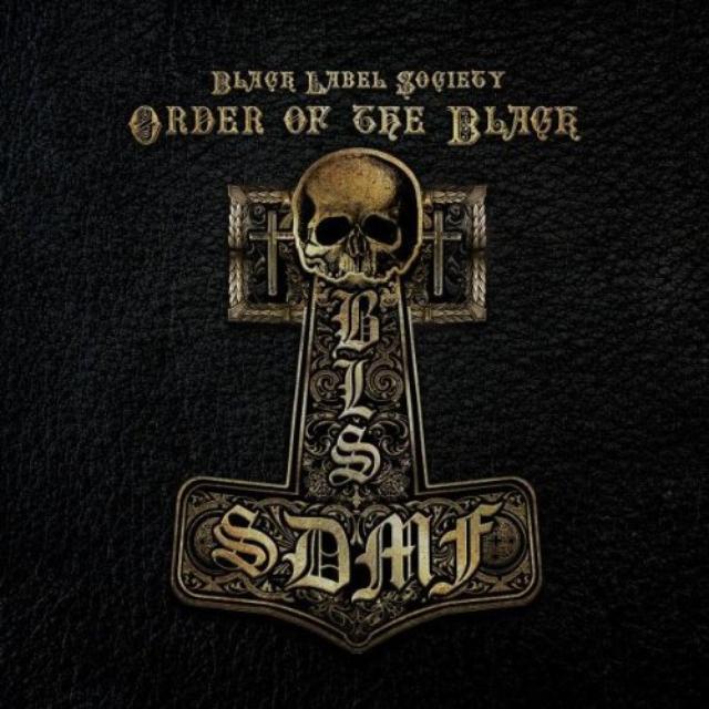 Black Label Society ORDER OF THE BLACK (GER) Vinyl Record