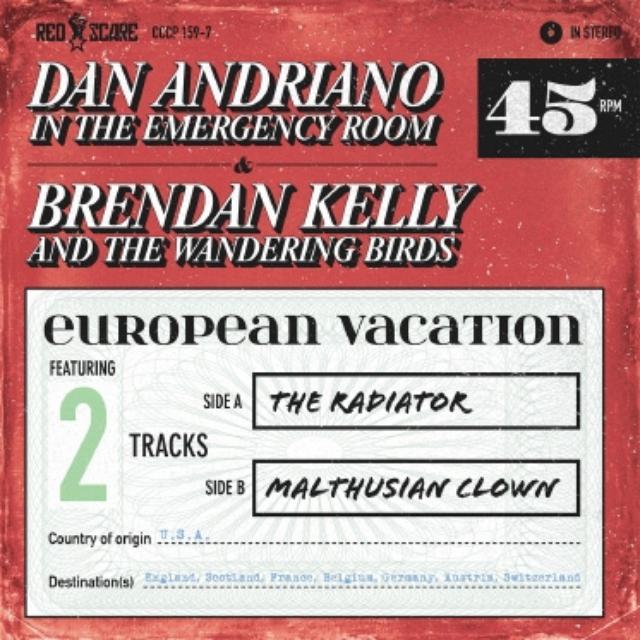 Brendan Kelly / Dan Andriano