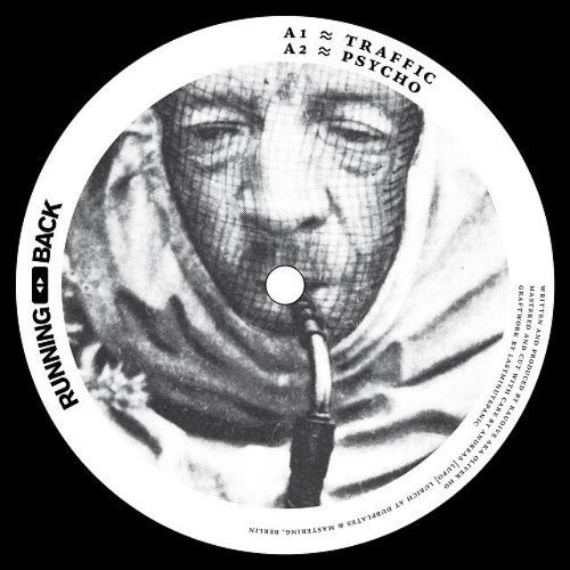 Raudive TRAFFIC Vinyl Record