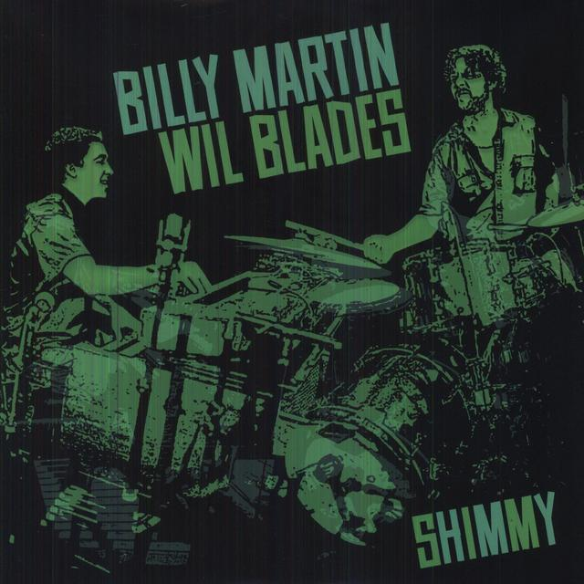 Billy Martin / Wil Blades