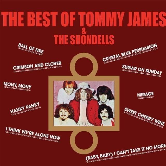 Tommy James merch
