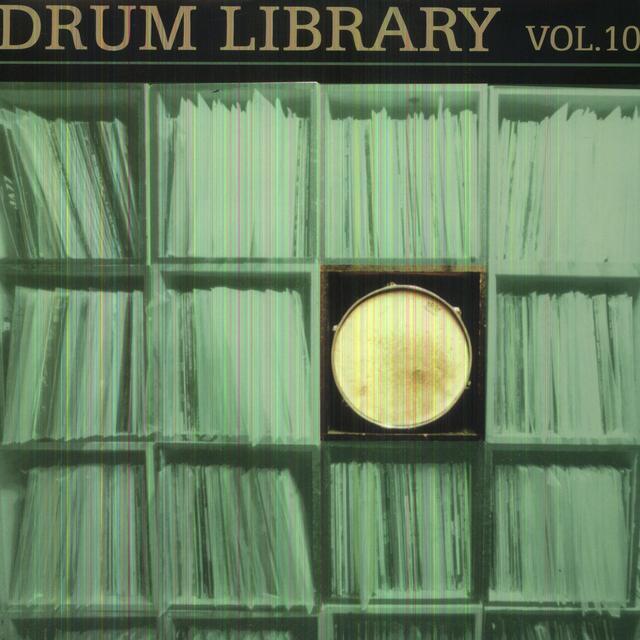 Paul Nice DRUM LIBRARY 10 Vinyl Record