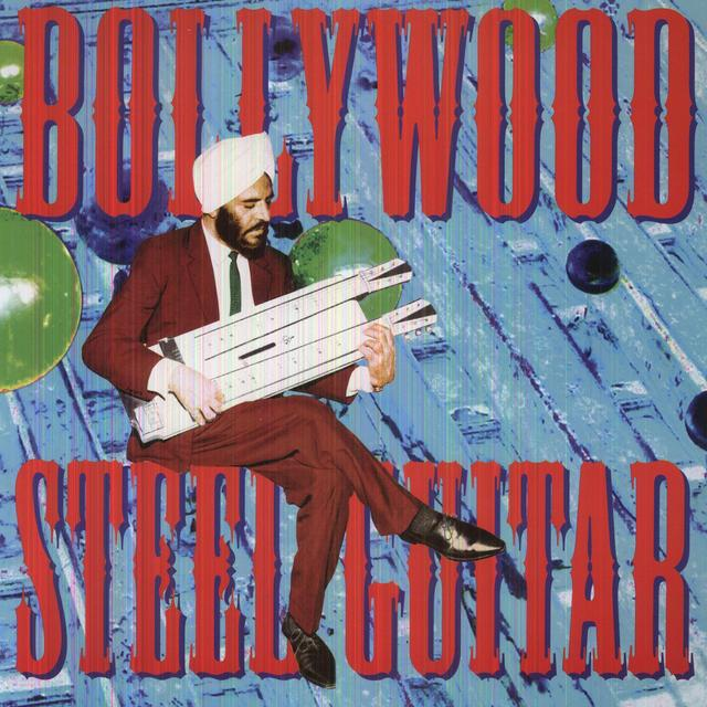 Bollywood Steel Guitar / Various