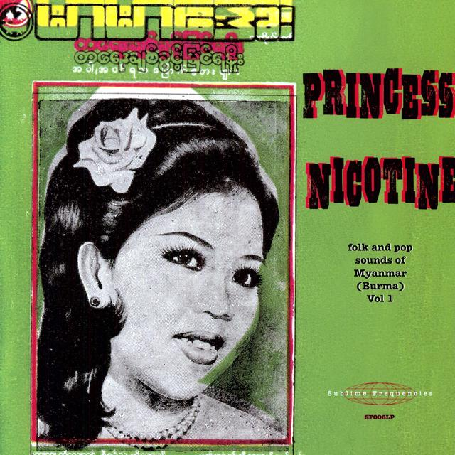 Princess Nicotine: Folk & Pop Sounds Of / Var