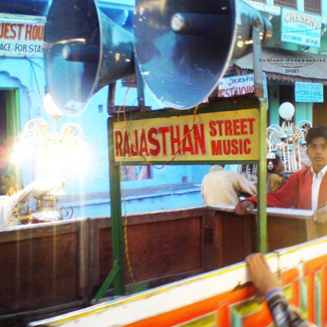 Rajasthan Street Music / Various