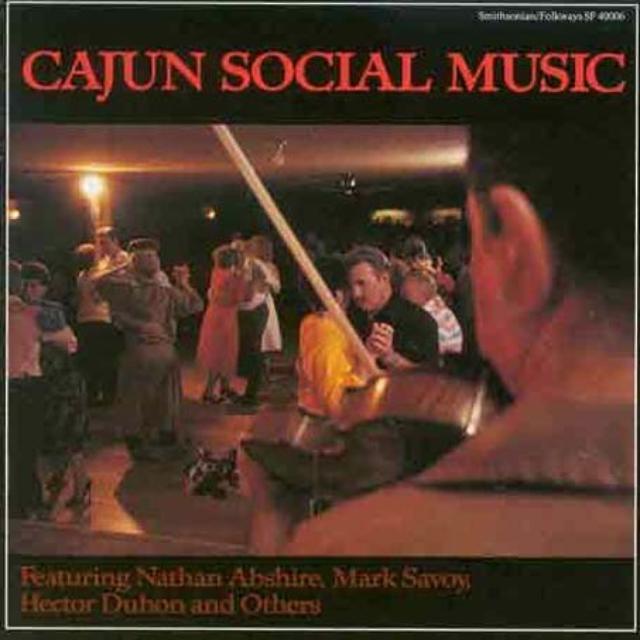 Cajun Social Music / Various