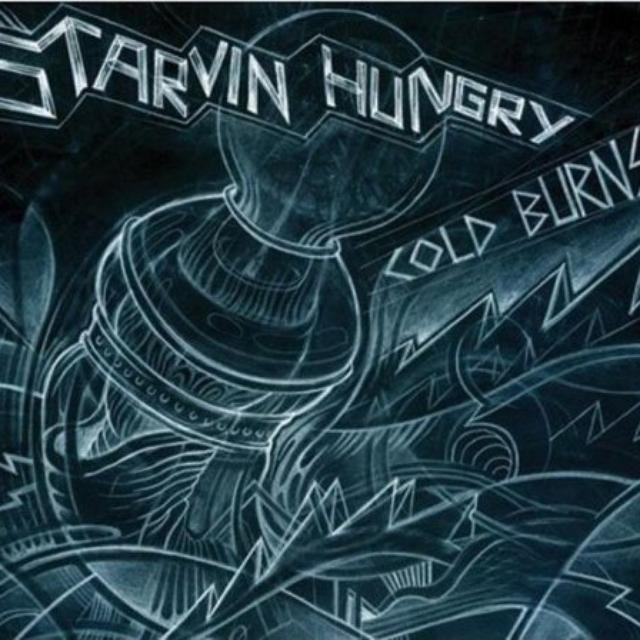 Starvin Hungry COLD BURNS Vinyl Record - Digital Download Included, 180 Gram Pressing