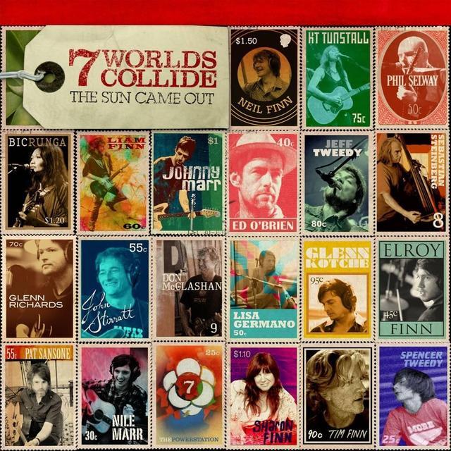 Seven Worlds Collide