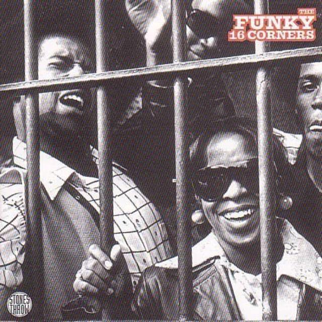 Funky 16 Corners / Various