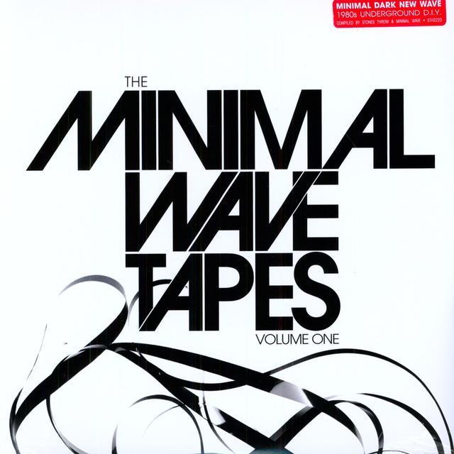 Minimal Wave Tapes 1 / Various