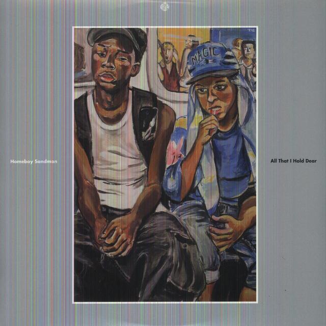 Homeboy Sandman ALL THAT I HOLD DEAR Vinyl Record