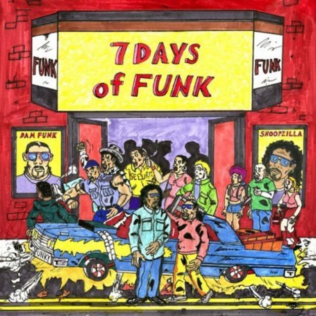 7 Days Of Funk (Dam Funk & Snoopzilla)