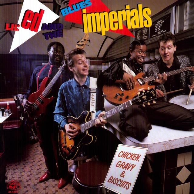 Lil Ed & Blues Imperials