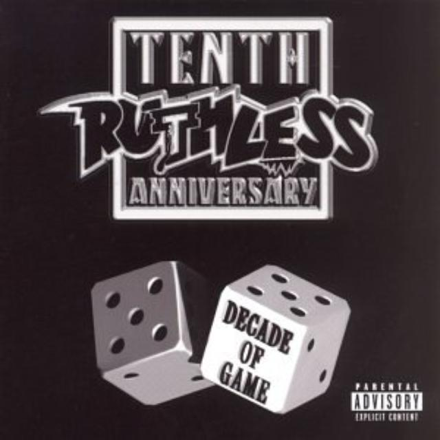 Ruthless Tenth Anniversary Compilation / Various