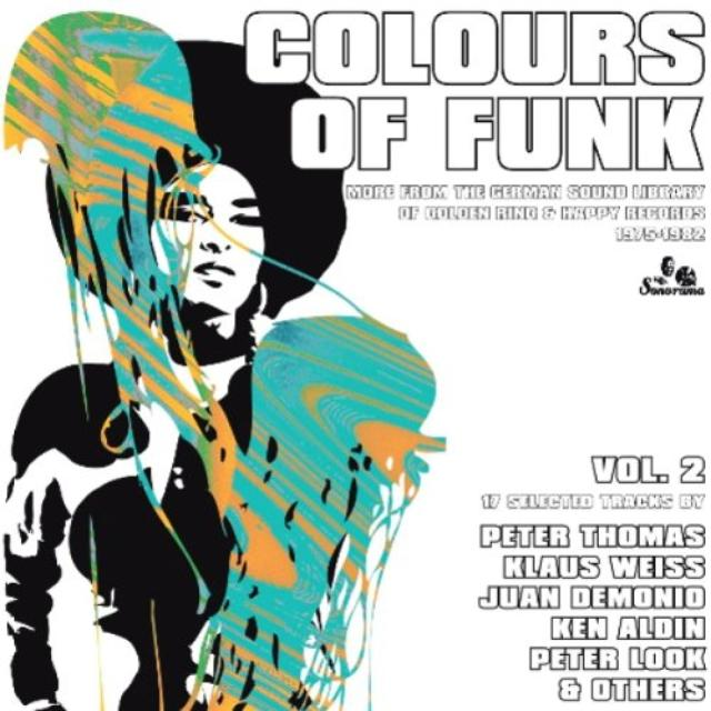 Colours Of Funk 2 / Various
