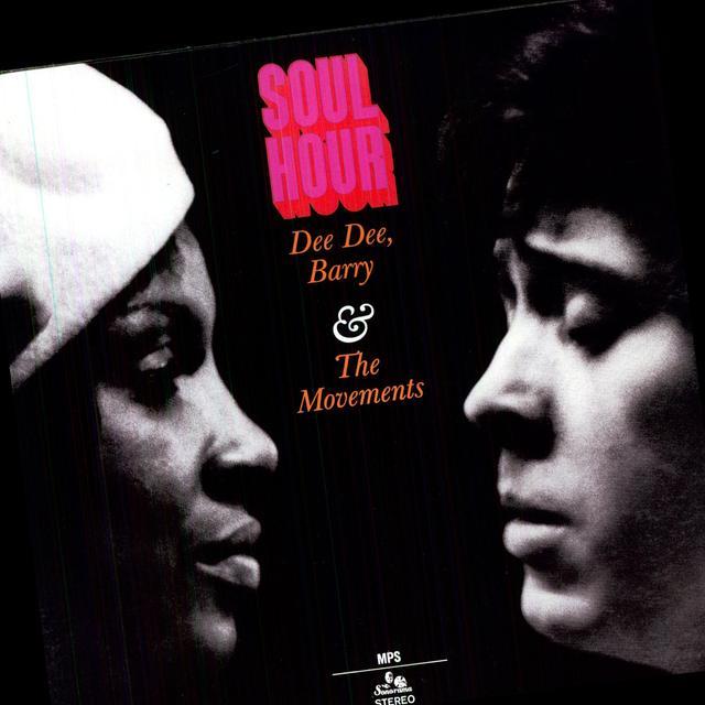 Dee Dee Mcneil / Barry Window / Movements