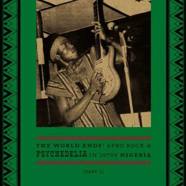World Ends: Afro Rock & Psychedelia In 1970S / Var