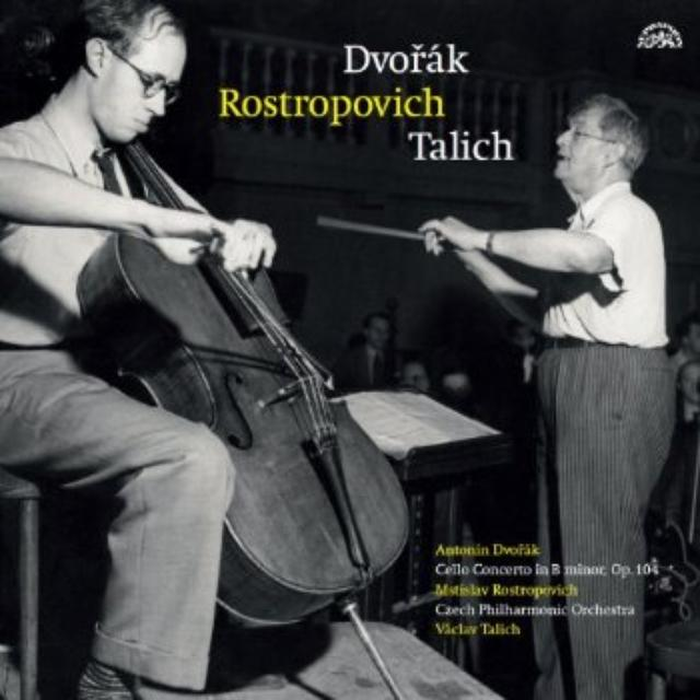 Dvorak / Czech Philharmonic Orchestra
