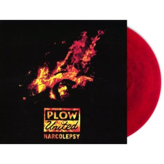 Plow United NARCOLEPSY Vinyl Record