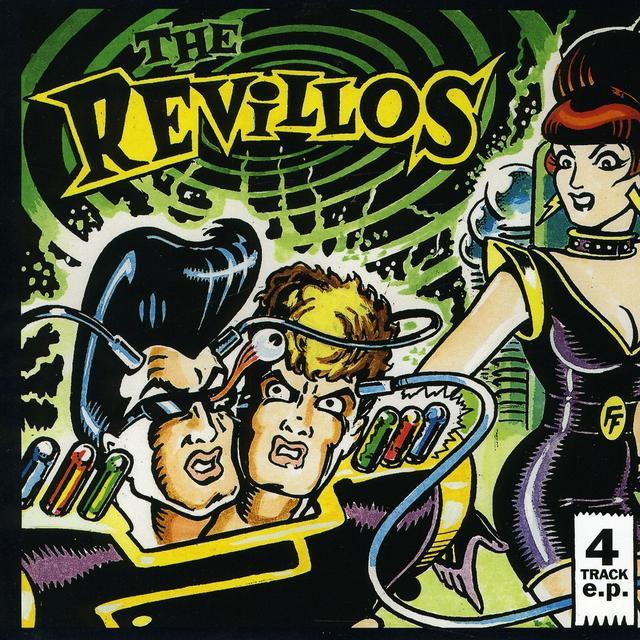 The Rezillos merch