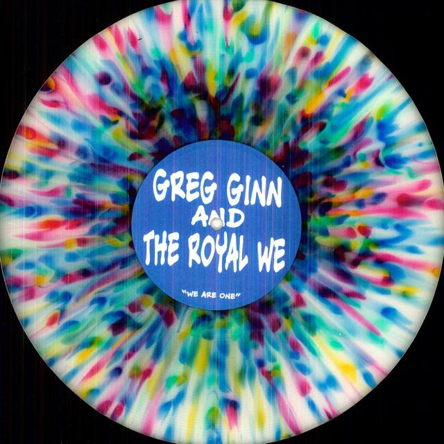 Greg Ginn & The Royal We WE ARE ONE Vinyl Record