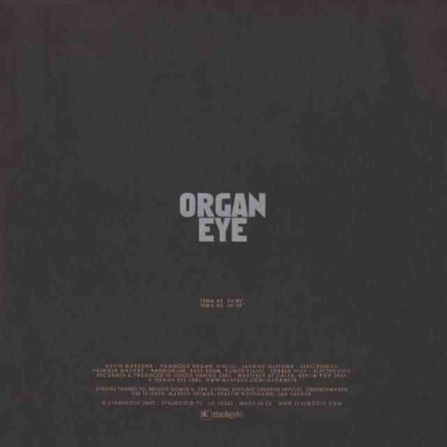 Organ Eye