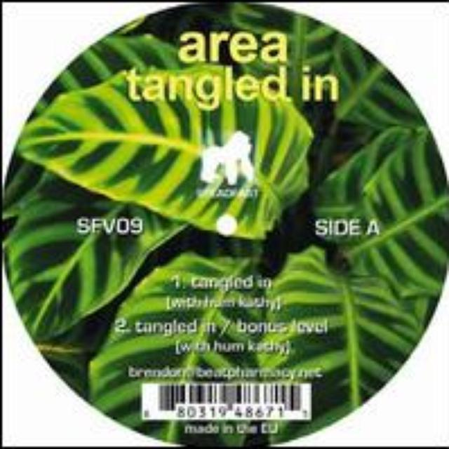 Area TANGLED IN (EP) Vinyl Record
