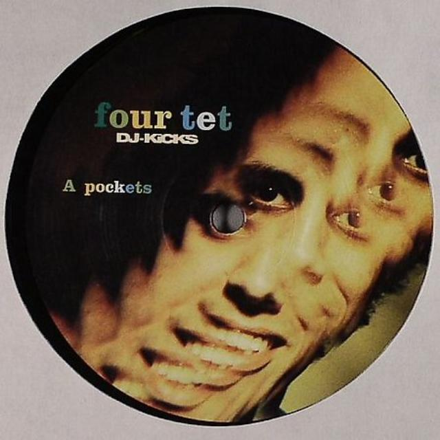 Four Tet DJ KICKS: POCKETS (EP) Vinyl Record