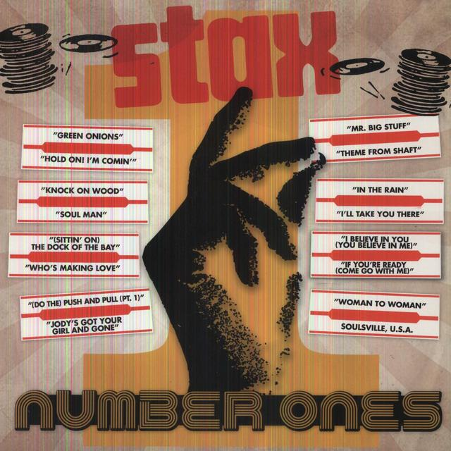 Stax Number Ones / Various