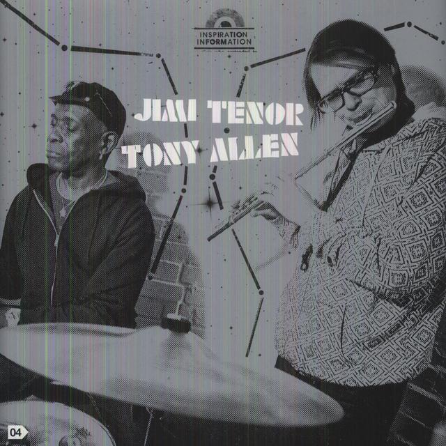 Jimi Tenor/Tony Allen