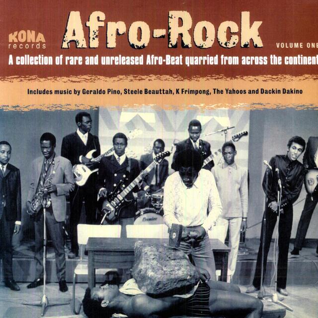 Afro Rock 1 / Various