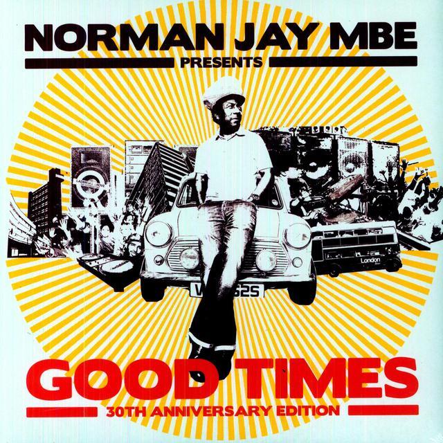 NORMAN JAY PRESENTS GOOD TIMES 30 Vinyl Record