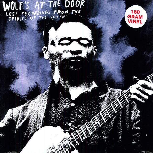 Wolf'S At Door: Lost Lost Recordings From / Var