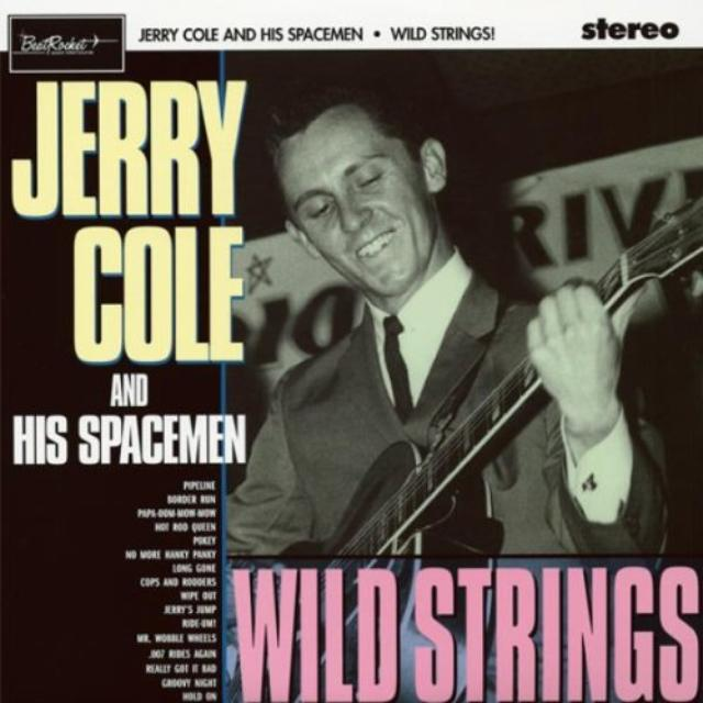 Jerry Cole & His Spacemen