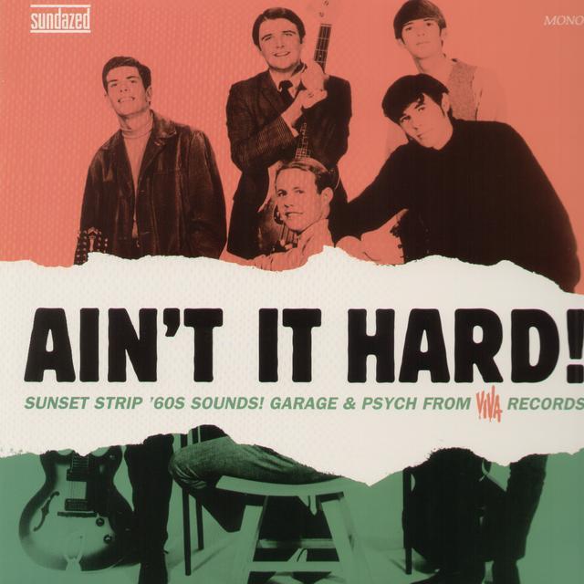 Ain'T It Hard: Sunset Strip Sound Of Viva / Var