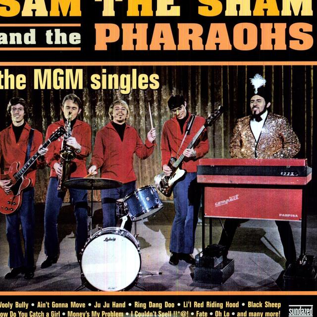 Sam The Sham & Pharaohs