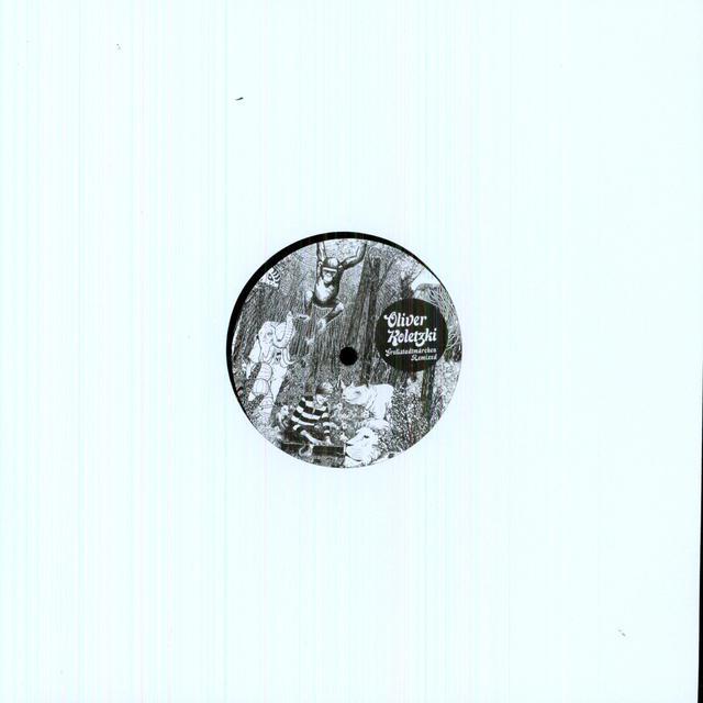 Oliver Koletzki GROBSTADMARCHEN REMIXED Vinyl Record