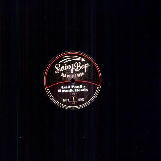 Der Dritte Raum SWING BOP Vinyl Record