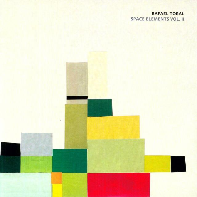 Rafael Toral SPACE ELEMENTS 2 Vinyl Record