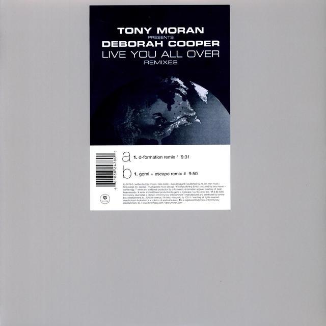 Tony Presents Deborah Cooper Moran
